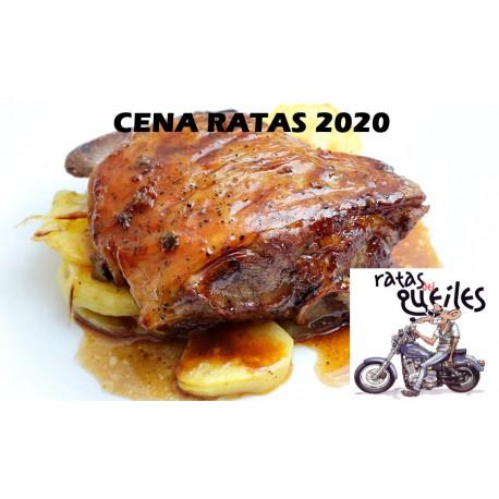 CENA DE SOCIOS 2020