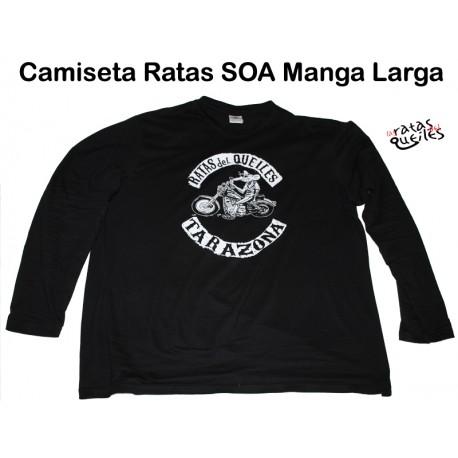 Camiseta Ratas SOA