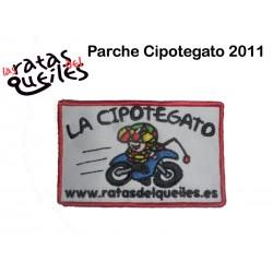 Parche CIPOTEGATO 2011