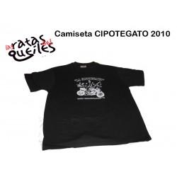 Camiseta CIPOTEGATO 2010