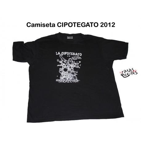 Camiseta CIPOTEGATO 2012