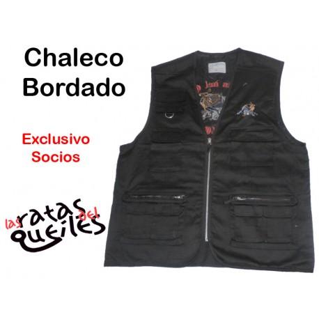 Chaleco Bordado